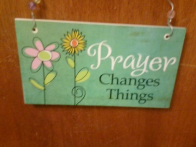 PrayerChanges