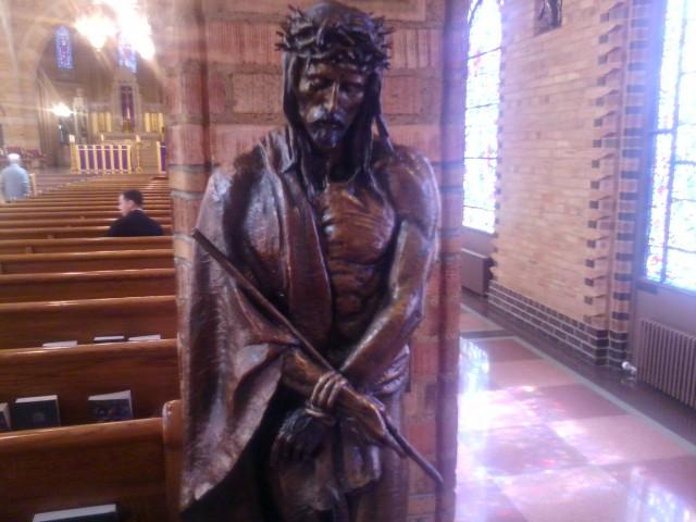 ChristStatue