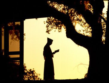 Image result for monk in silence